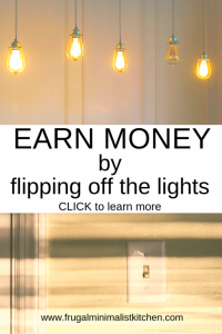 OhmConnect. Earn money by flipping off the lights
