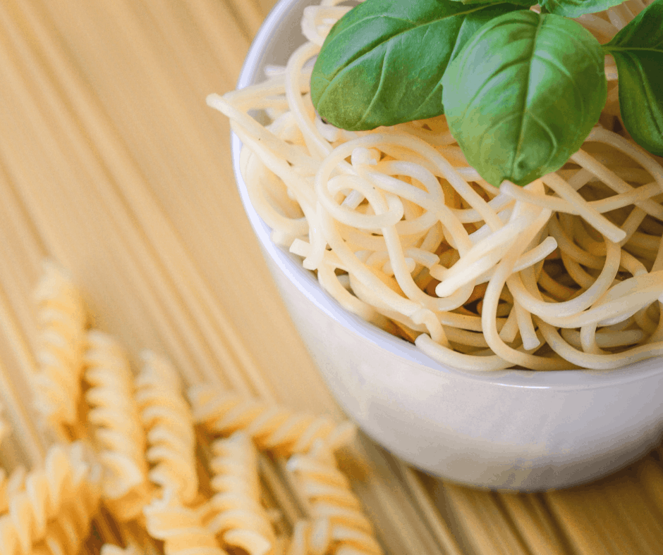 pantry staple pasta