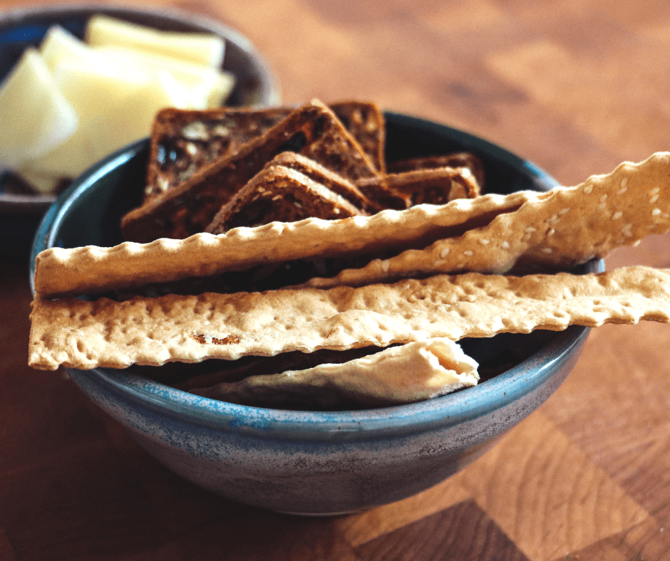 pantry staples crackers