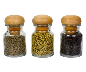 3 spice jars to stock a pantry for the first time