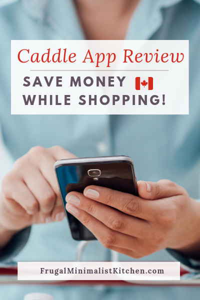 Caddle review save money shopping