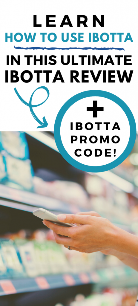 how to use ibotta in this ibotta review + ibotta referral code
