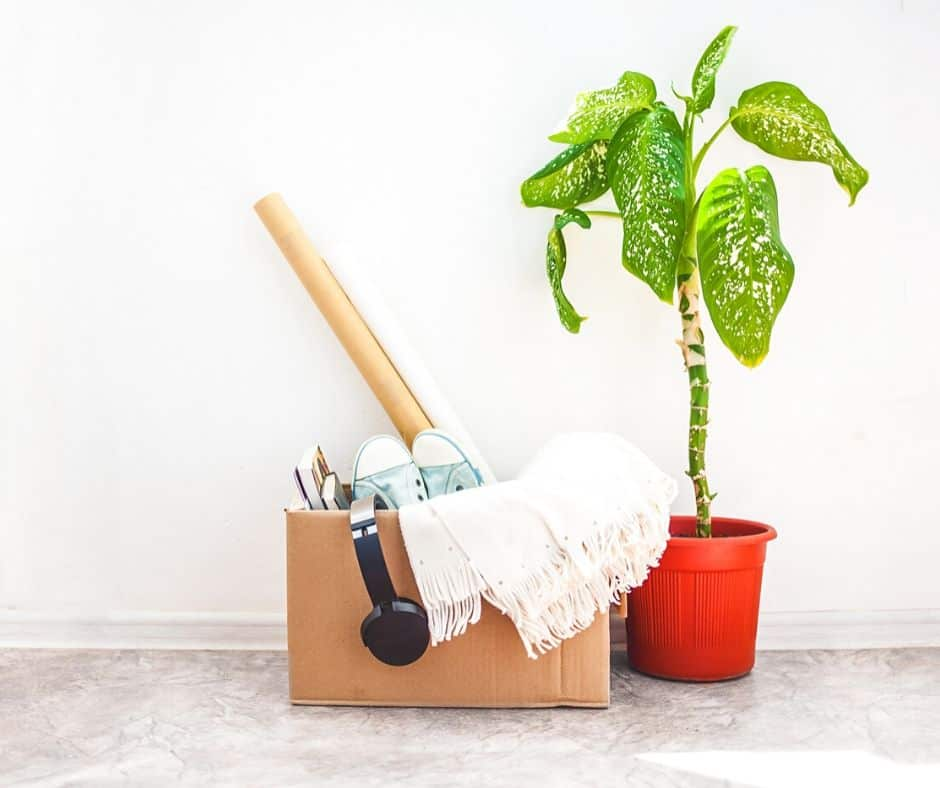 decluttering stuff you don't want