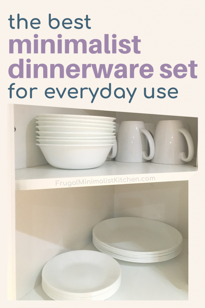 the best dinnerware set for everyday use