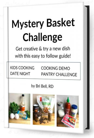 Mystery Basket Challenge Ebook