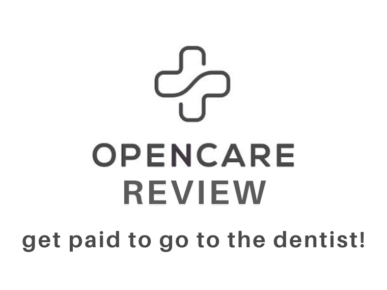 opencare review get paid to go to the dentist. Get an Opencare gift card
