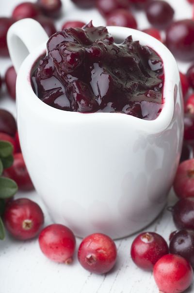 can you freeze leftover cranberry sauce