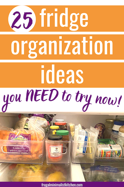 fridge organization ideas you need to try now