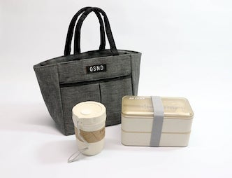 3 in 1 Eco-Friendly Insulated Etsy Lunch Bag TYBC Atelier